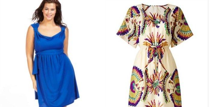 Quelle robe de c r monie grande taille porter quand on est - Quelle robe porter quand on a des hanches ...