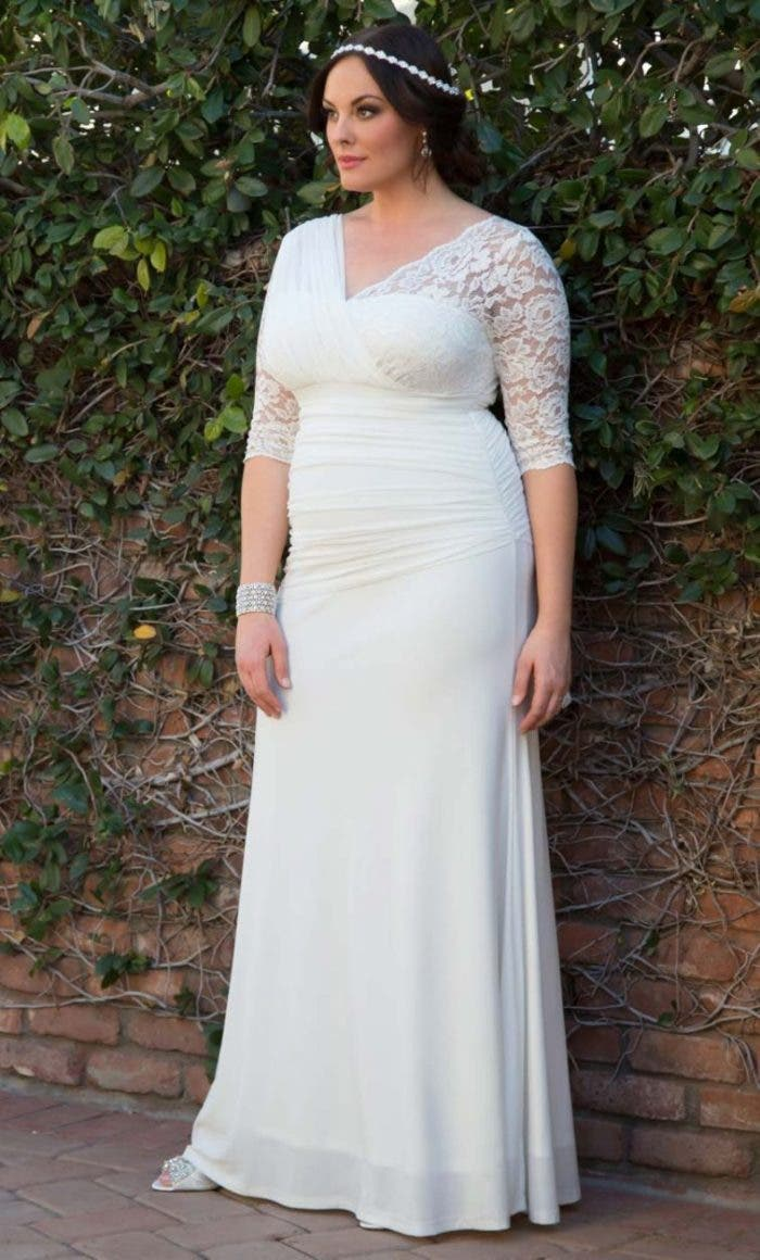 O trouver sa robe de mari e grande taille les adresses for Taille plus mariage dresse