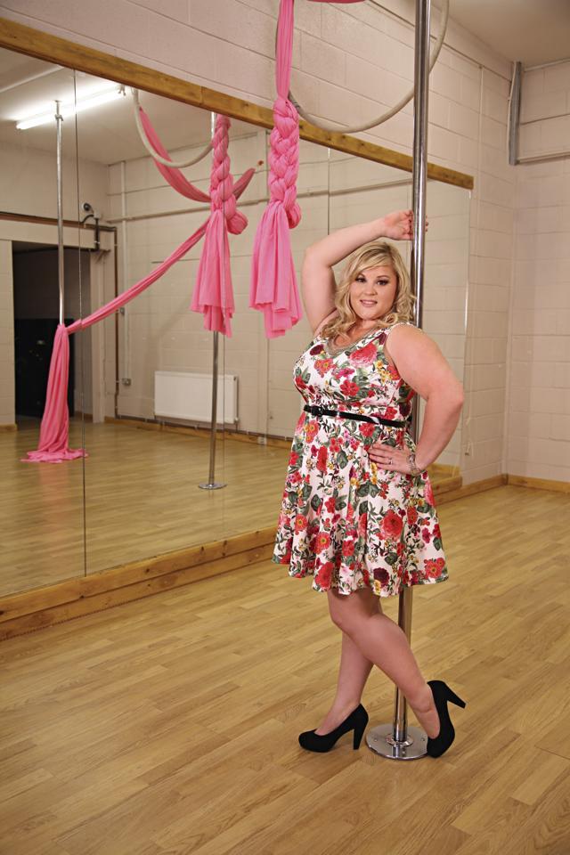 Emma Haslam sessão de fotos seu vestuário 3