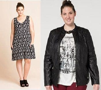 Look glam'rock c&a