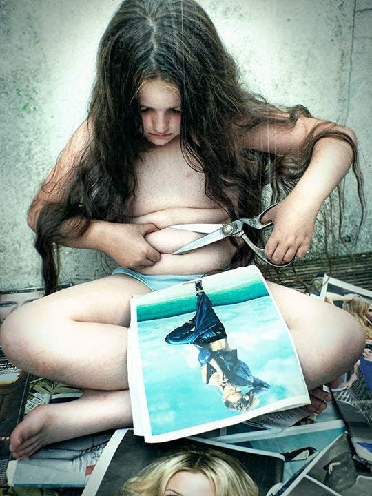 image choc obésité surpoids