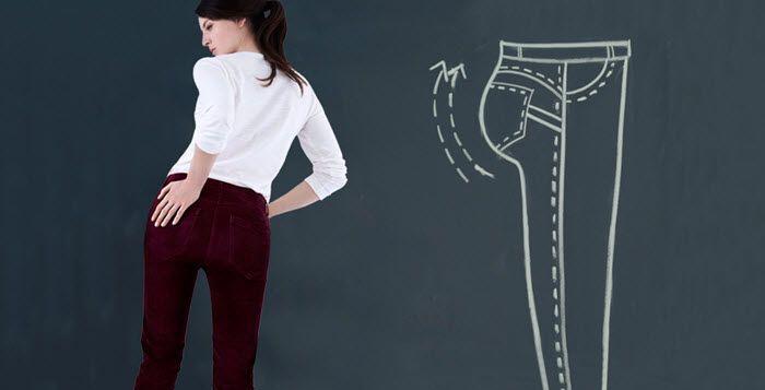 3ae7832fb4c2 Le pantalon push-up est-il adapté aux rondes ?