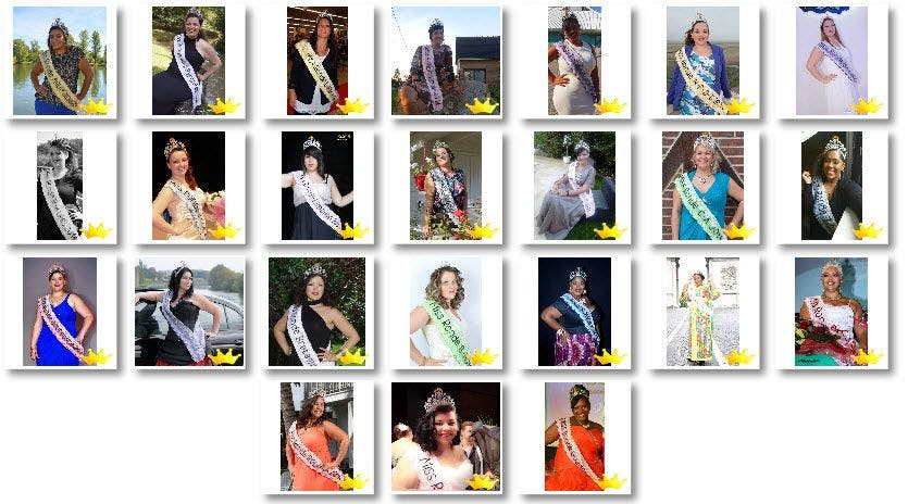 Miss ronde france 2015