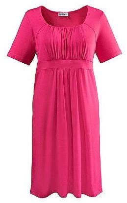 Robe rose taille 64 ulla popken