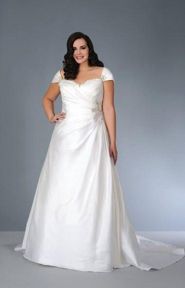 robe de mari e grande taille boutique pour les rondes. Black Bedroom Furniture Sets. Home Design Ideas