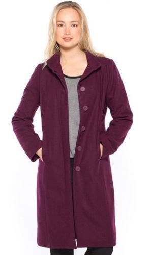 Manteau Le Daxon By Chic Taille Grande CexordB
