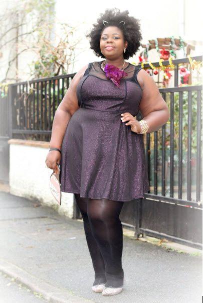 robe grande taille pas chere 1
