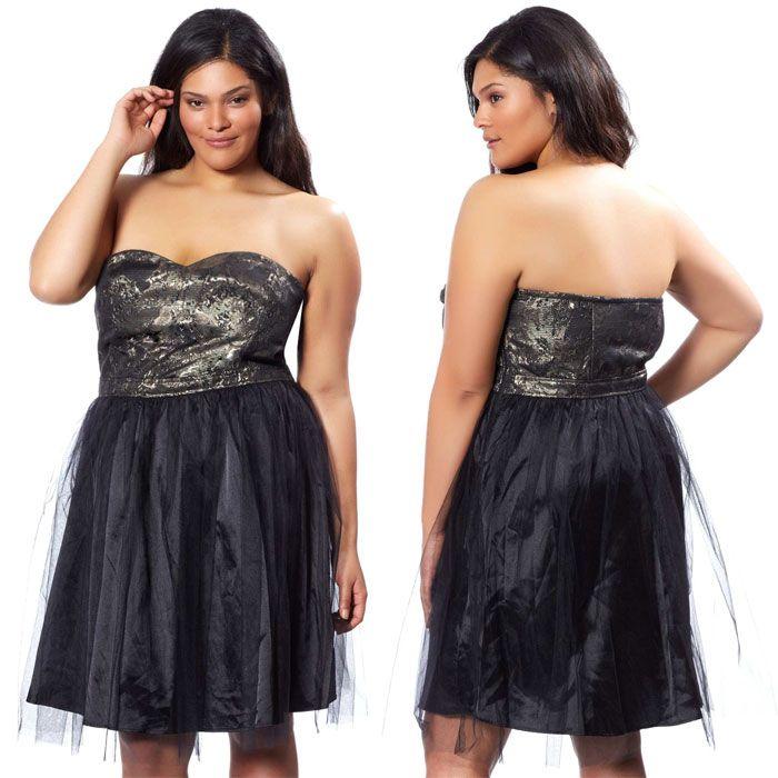 o trouver sa robe de soir e grande taille pour les f tes. Black Bedroom Furniture Sets. Home Design Ideas