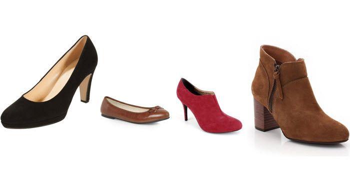 quelles sont les tendances chaussures femmes en 42 43. Black Bedroom Furniture Sets. Home Design Ideas