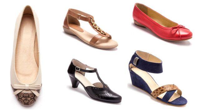 Chaussures automne pour pieds larges rouges nQJSv1Mfu