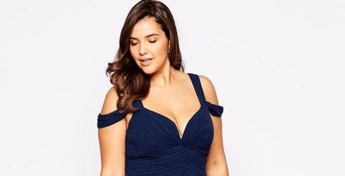 Comment choisir une robe pour femme ronde