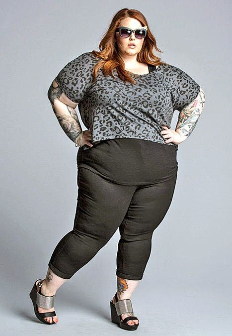 tess holliday mannequin grande taille tess munster (4)