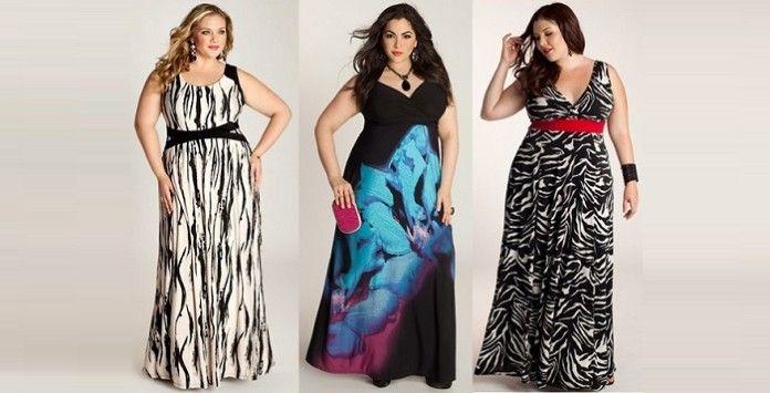 On craque pour la maxi dress grande taille for Chaussures pour mariage robe maxi