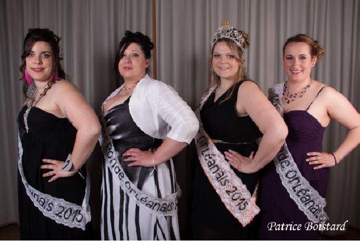 Sélections Miss Orleans 2015