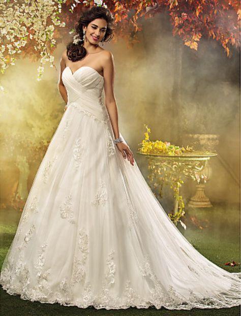 Robe de mariée, Light in the box, 127,98 €