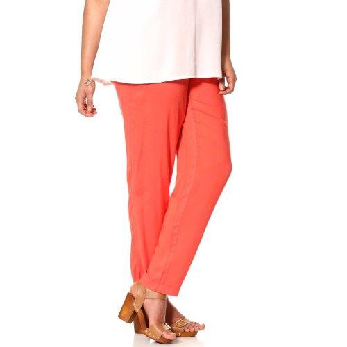 pantalon couleur kiabi
