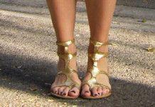 sandales grande taille