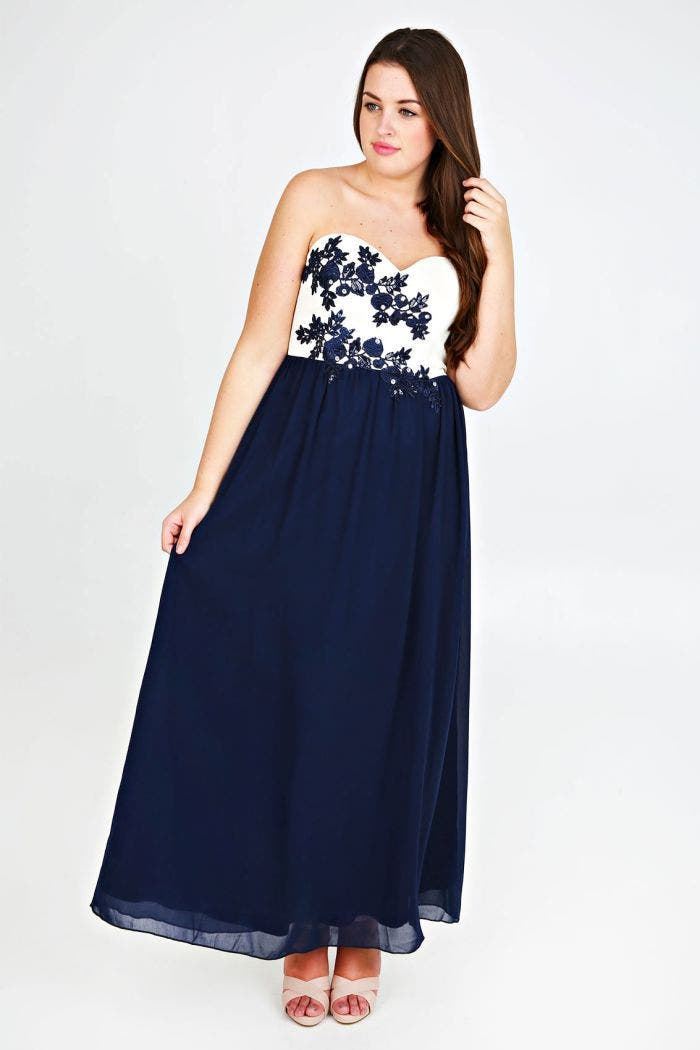 Robe de cocktail taille 54