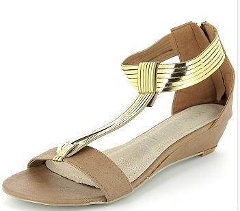 sandales pieds larges kiabi