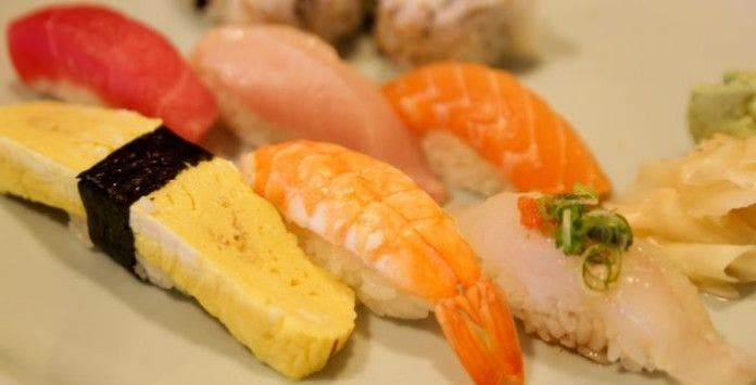 les sushis font grossir