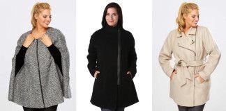 trois manteaux grande taille pas cher