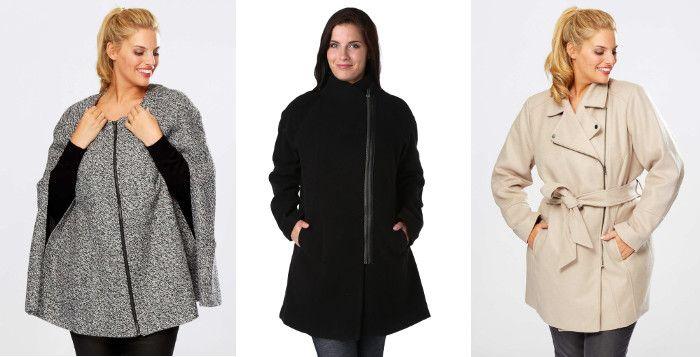 Manteau grande taille pas cher c 39 est possible - Manteau cheminee pas cher ...