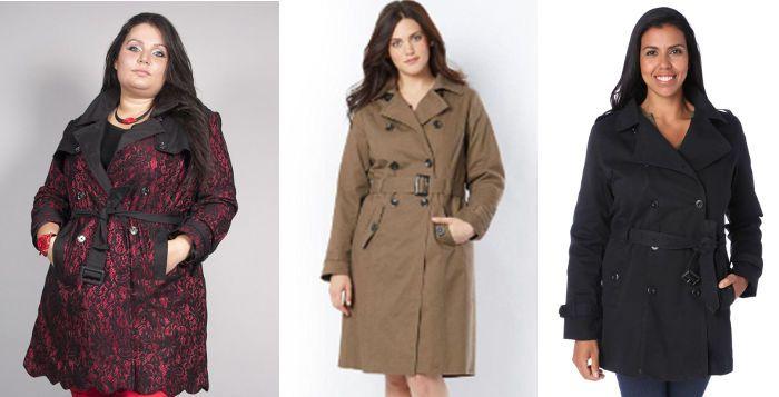 trench coat femme grande taille vente en ligne