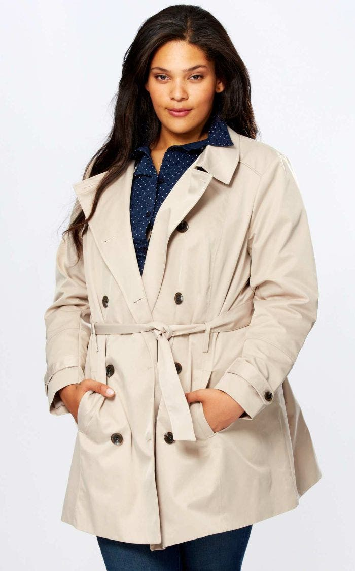 41f3d841fafdf 10 trench coats grande taille jusqu'en taille 66