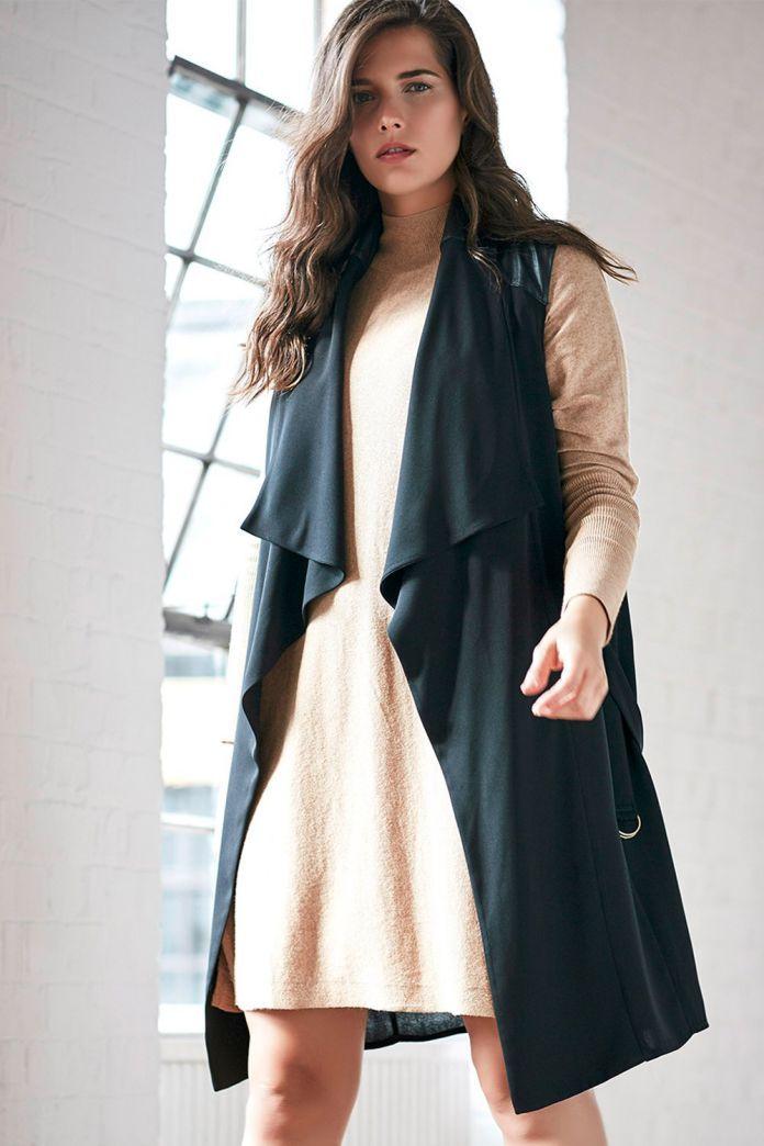 Belle veste cuir femme