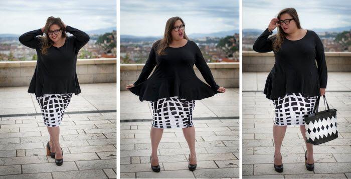 8 jupes grande taille moins de 40 euros pour l 39 automne - Taille des rosiers automne ...