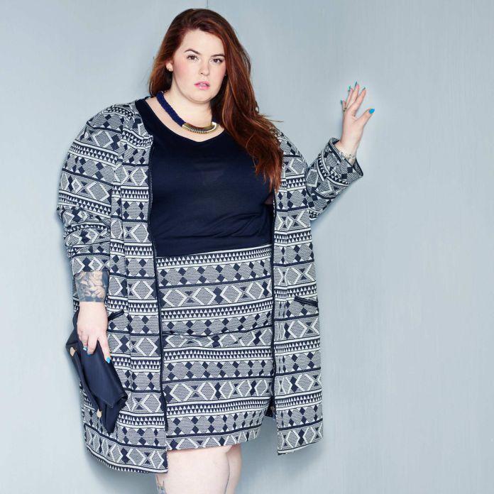 8 jupes grande taille moins de 40 euros pour l 39 automne - Porte jarretelle grande taille 6 attaches ...