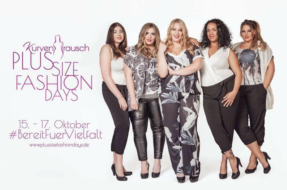 Plus Size Fashion Days