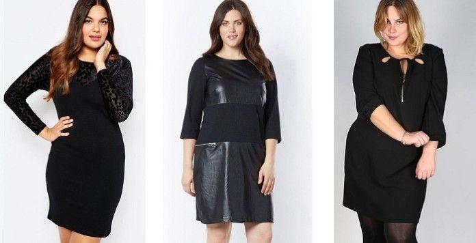 Nous vous proposions dernièrement 3 idées looks autour de la petite robe  noire ... 20777527cea1