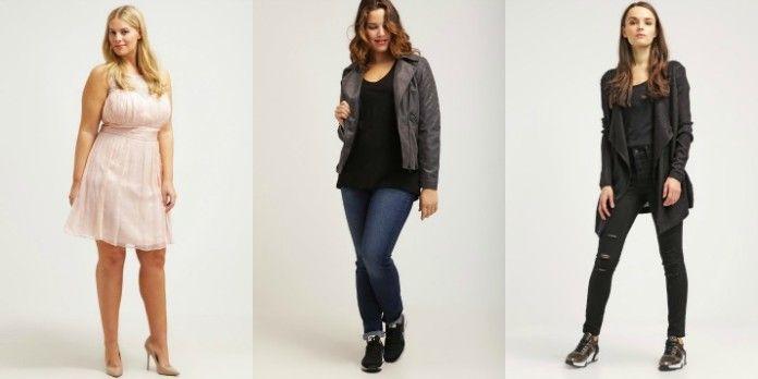 f87304e252b1 L e-shop Zalando.fr nous offre désormais bien plus de choix en terme de  vêtements grande taille et a même créé une catégorie