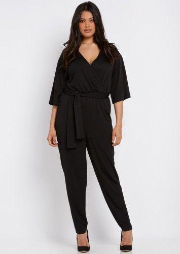 5 tenues de f tes avec un pantalon grande taille. Black Bedroom Furniture Sets. Home Design Ideas