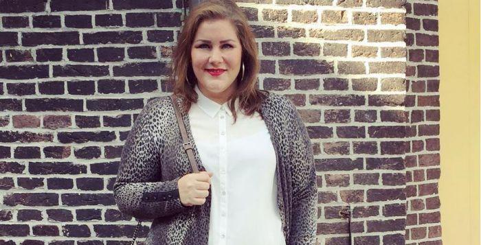 Top 5 des looks pour rondes de the bigger blog - Coiffure pour femme ronde ...