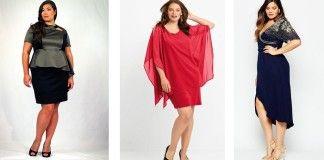 Conseils mode pour votre morphologie et silhouette ronde - Quelle robe porter quand on a des hanches ...