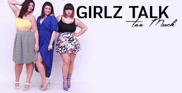 Des Too Rondes Chaine Talk Youtube Girlz MuchLa Yf6y7bg