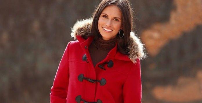 Manteau grande taille soldé : jusqu'à  75% sur Blancheporte