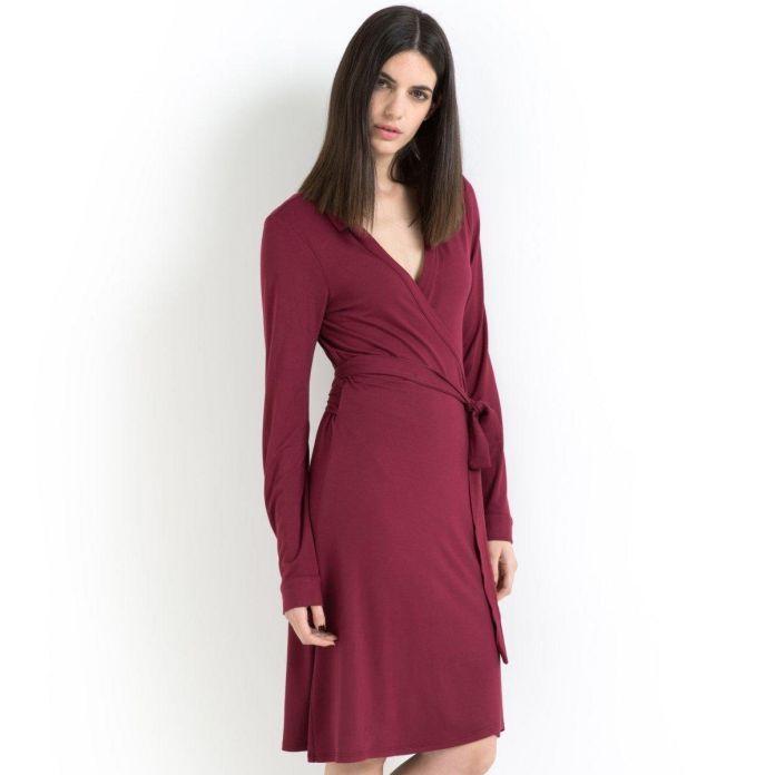 robe taille 50 52 les bons plans des soldes hiver 2016. Black Bedroom Furniture Sets. Home Design Ideas