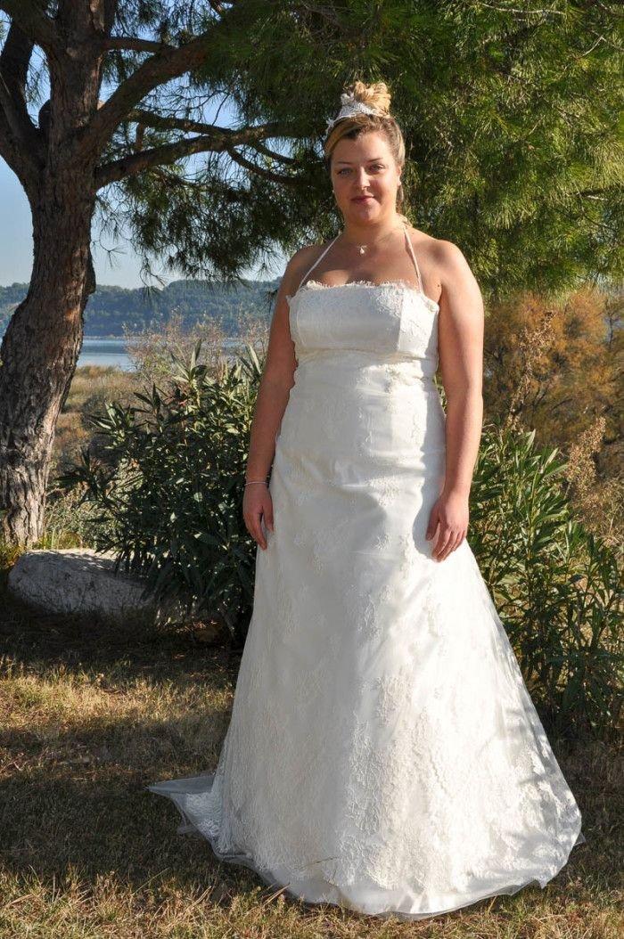 Robes de mariée grande taille 2016 : dites oui