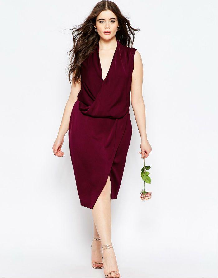 Comment choisir la robe parfaite quand on est ronde - Quelle robe porter quand on est petite ...