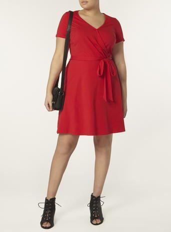 comment porter la robe portefeuille grande taille. Black Bedroom Furniture Sets. Home Design Ideas