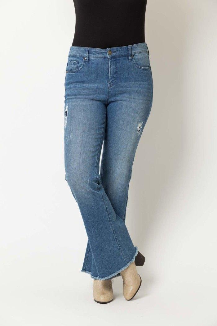 comment trouver le pantalon parfait quand on est ronde