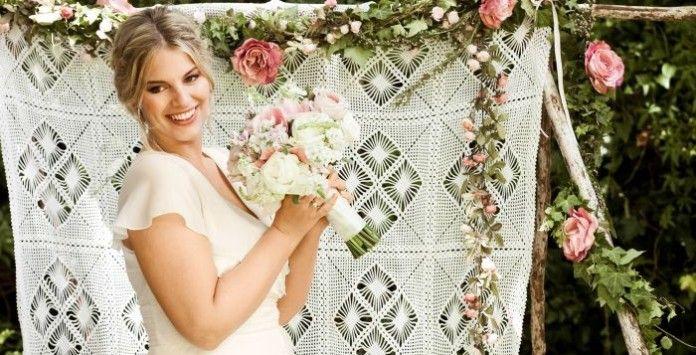 Tenue de mariage grande taille pas chère   cap sur Bonprix afa0cf213aa