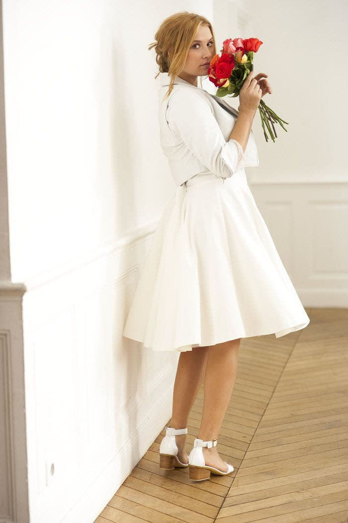 Faire une robe tunique en moins d'une heure !