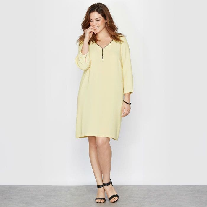 10 robes pastel et romantiques qu39on adore for Robe housse grande taille