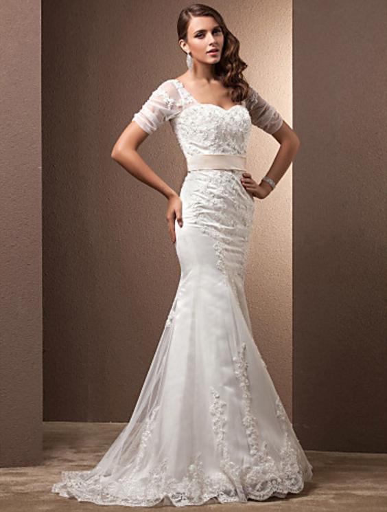 Top 20 des robes de mari e grande taille 2016 for Taille 20 robes pour les mariages