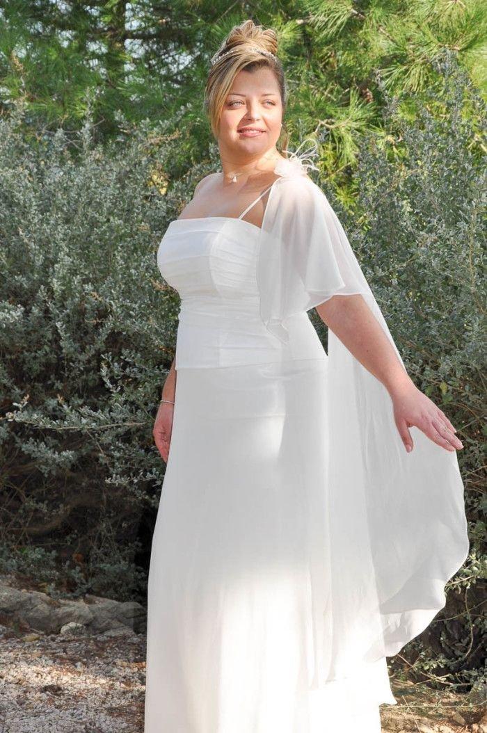 le dernier modèle de ce top 20 des robes de mariée grande taille ...