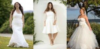 Patron robe de mariee grande taille